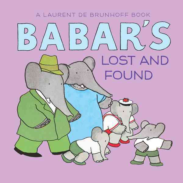 Babar's Lost and Found By Rose, Phyllis